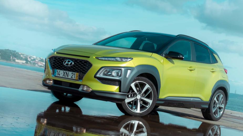 Hyundai Kauai 1.6 CRDI