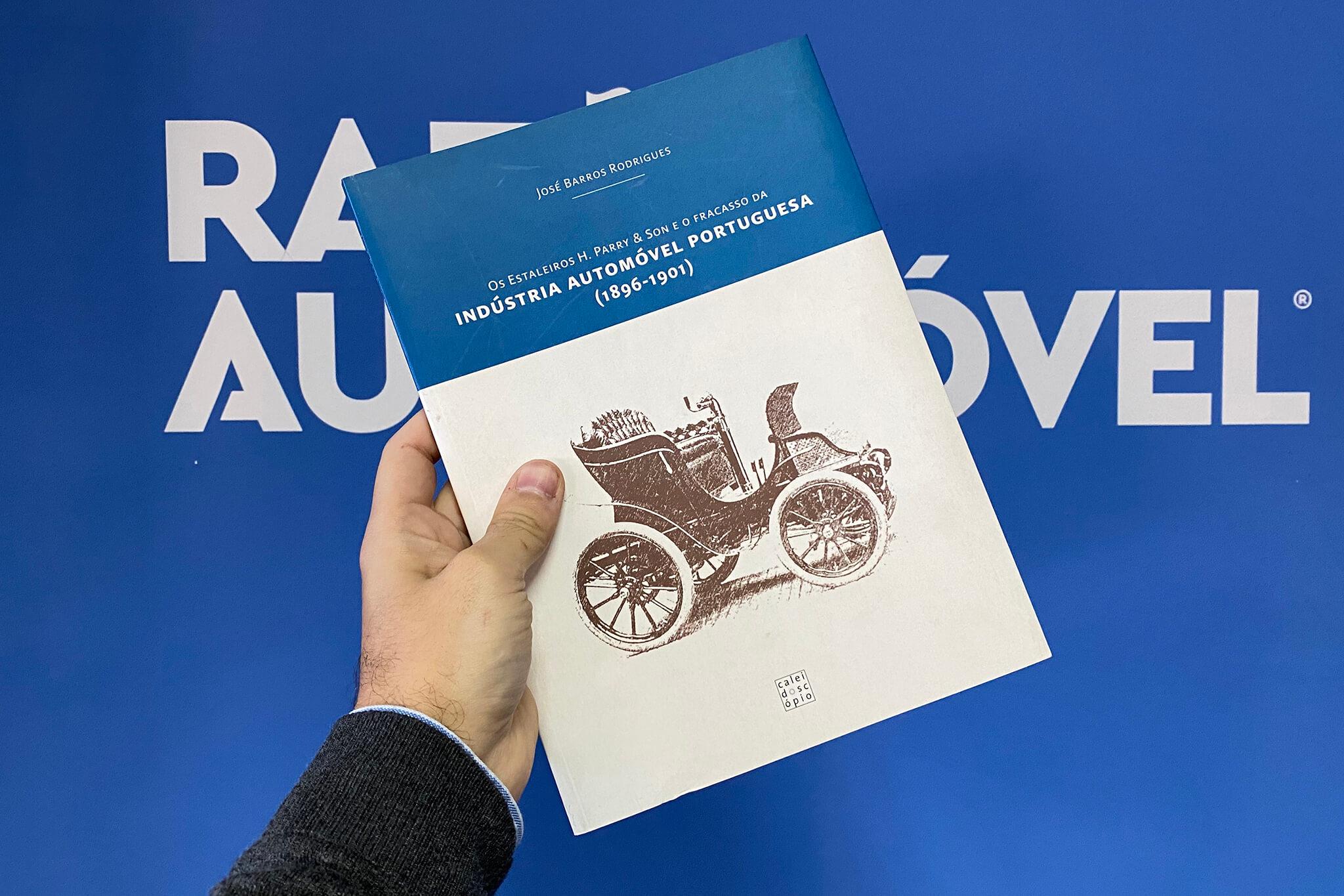 Os Estaleiros H. Parry & Son e o fracasso da indústria automóvel portuguesa