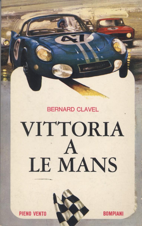 Vitória nas 24 Horas de Le Mans