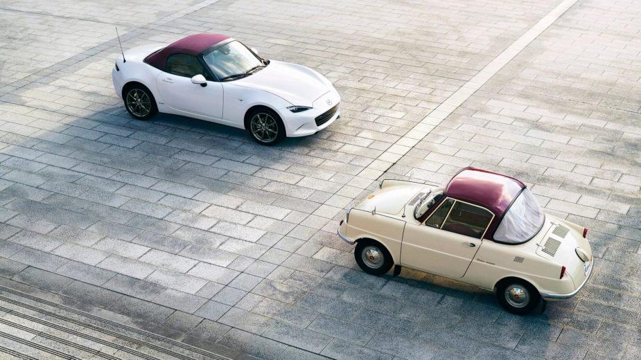 Mazda edição especial aniversário