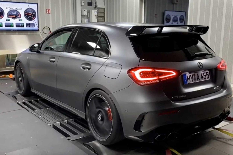 Mercedes-AMG A 45 S Renntech