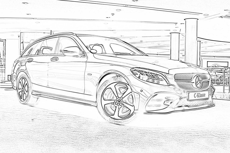 Mercedes-Benz pintura