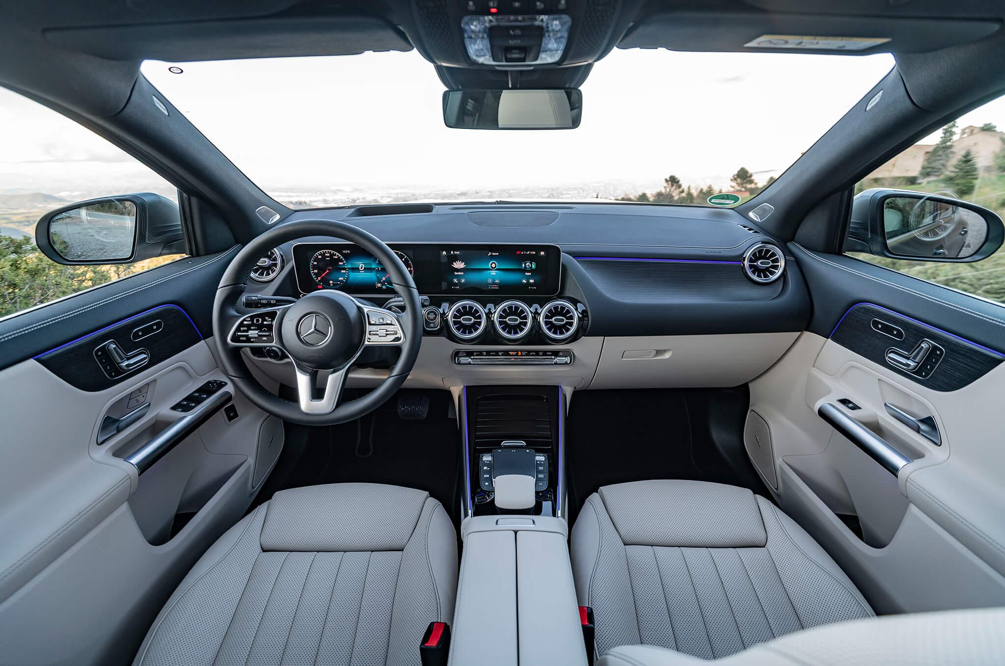 Mercedes-Benz GLA 220 d