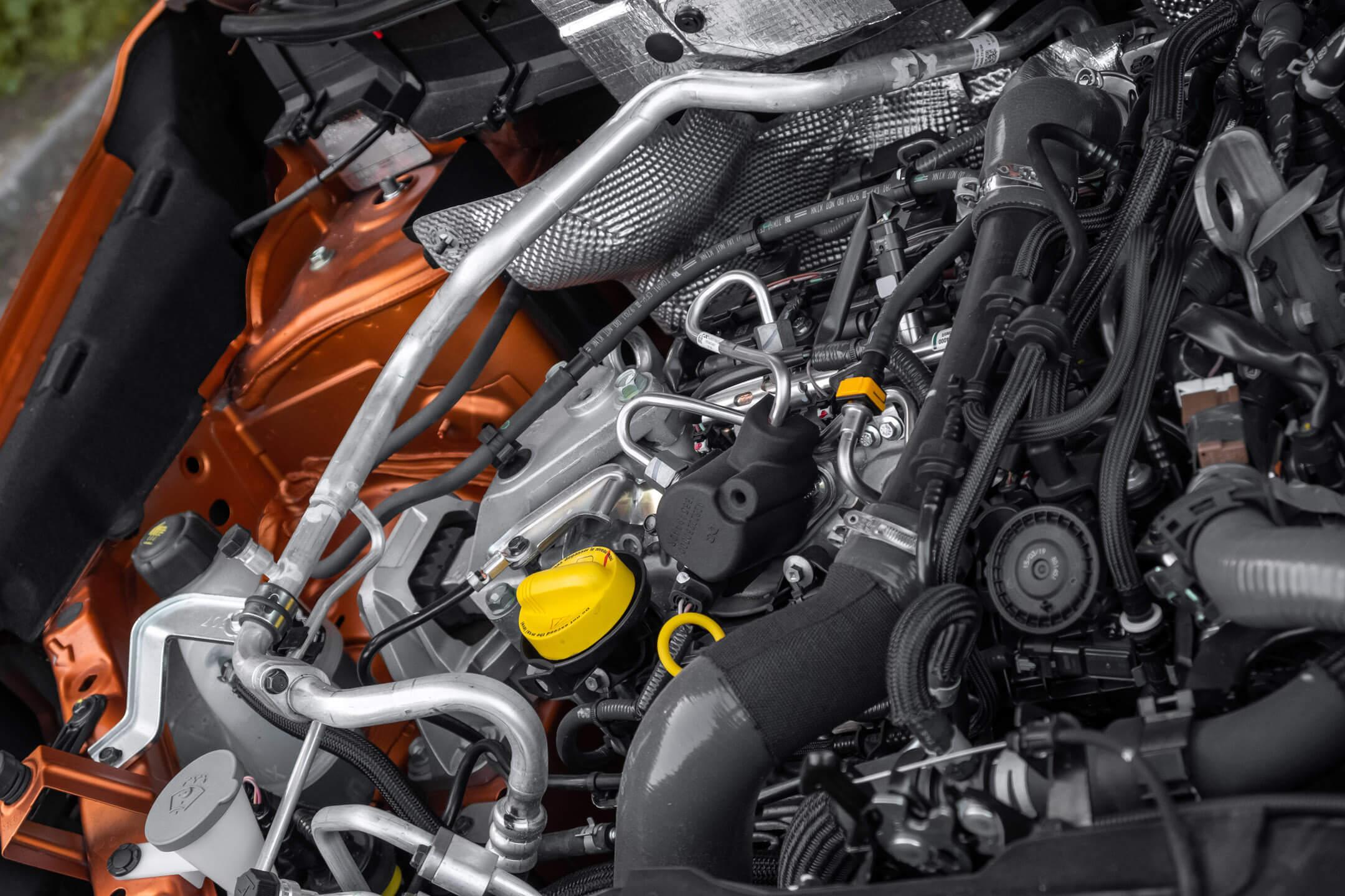 Motor 1.3 DIG-T de 160 cv