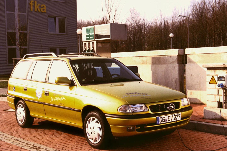 Opel Astra Impuls III