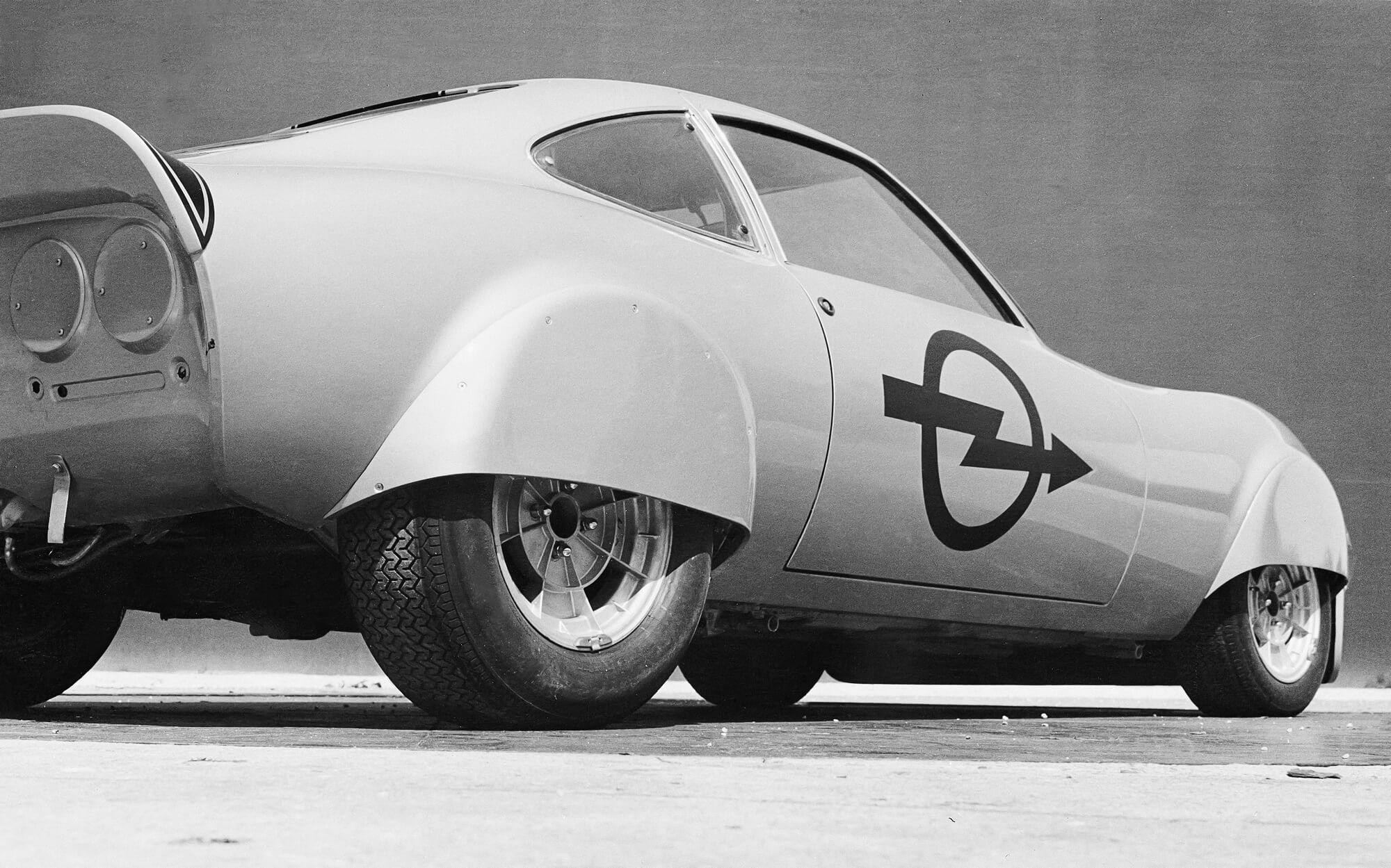Opel Electro GT