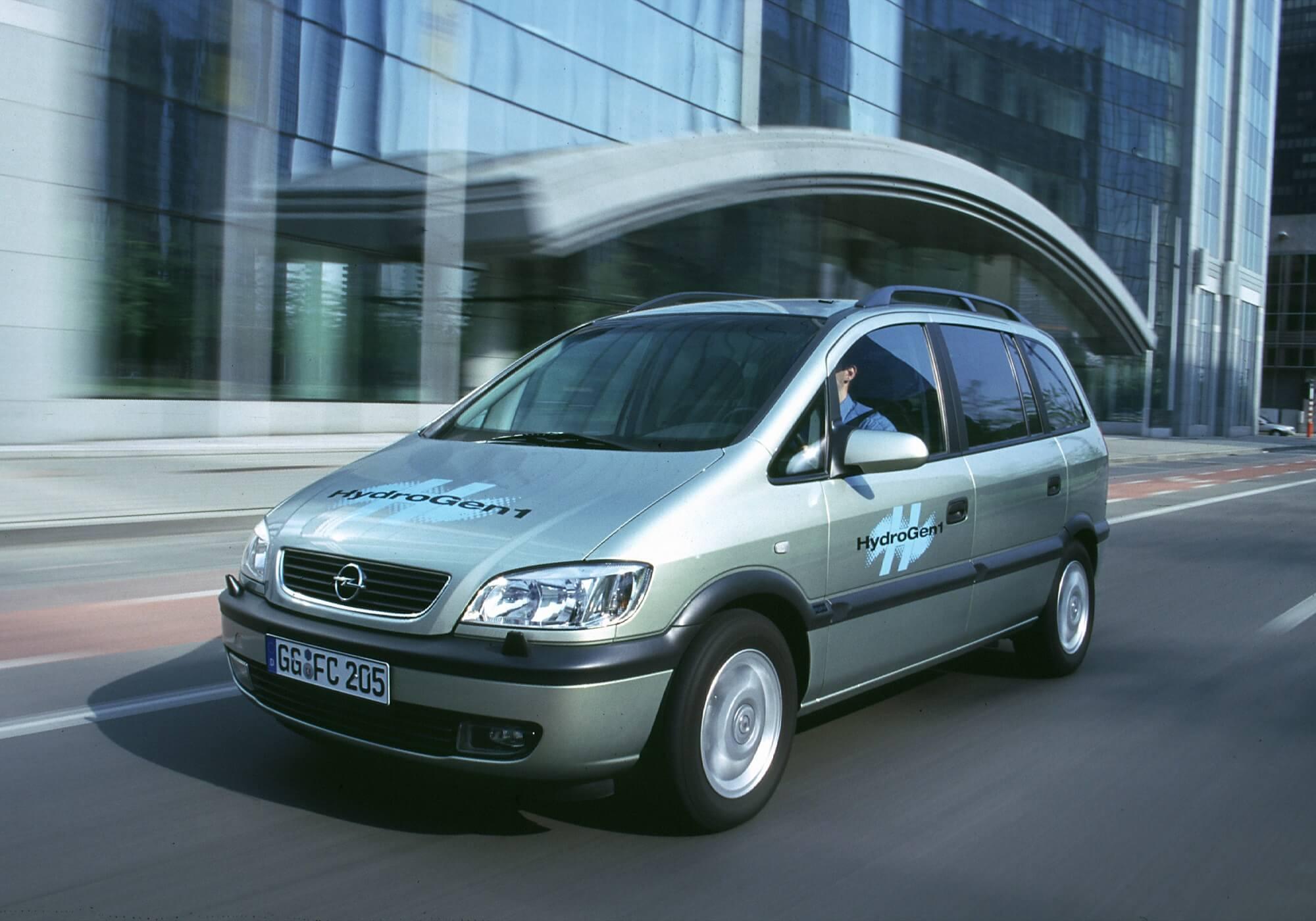 Opel Hydrogen 1