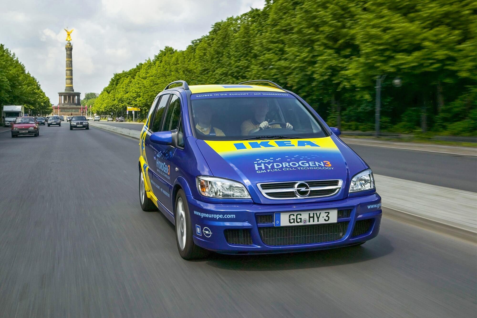 Opel Hydrogen 3