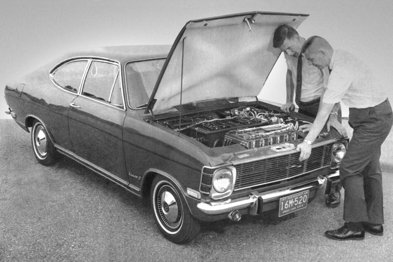 Opel Stir-Lec 1