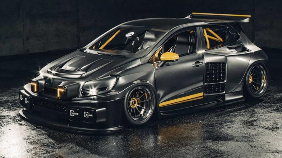 Renault Clio 5 Turbo
