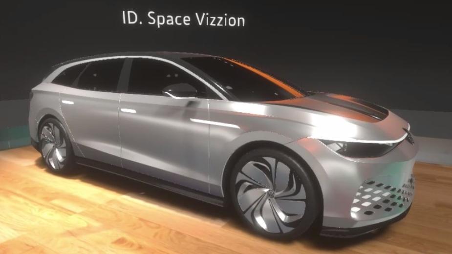 Salão Virtual da Volkswagen