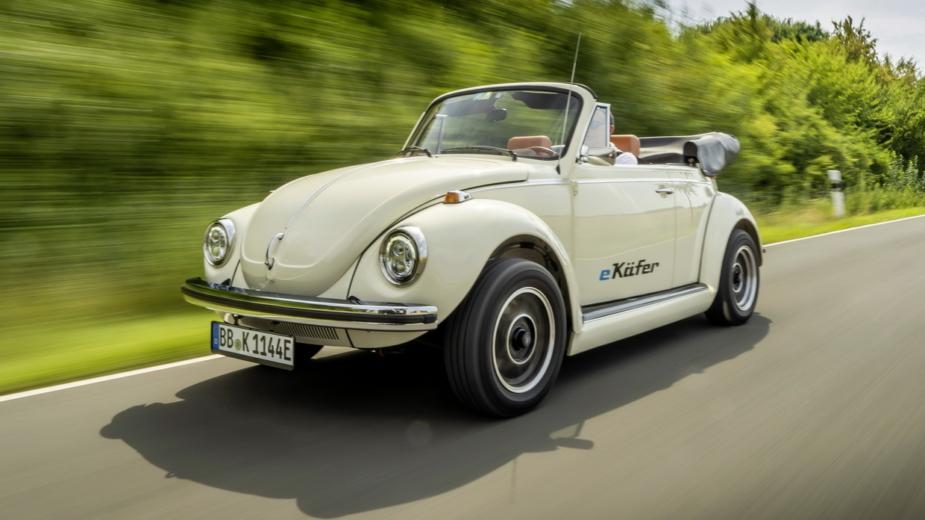Volkswagen Beetle eletrico