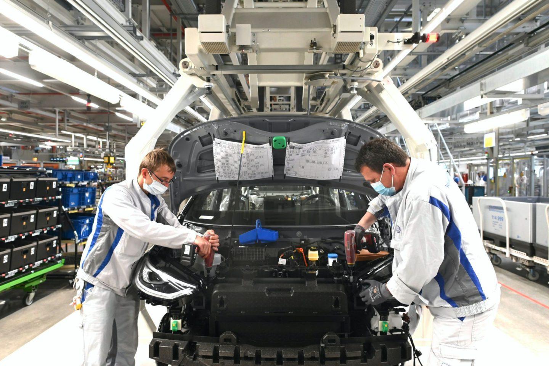 Volkswagen ID.3 produção