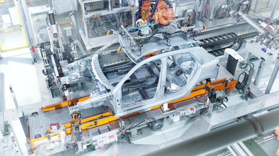 Audi A1 produção em Martorell