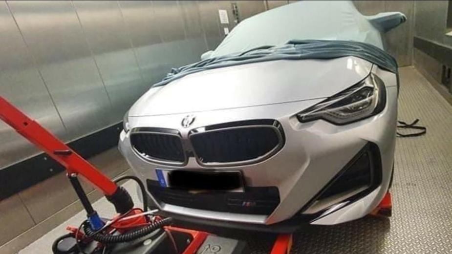 BMW Série 2 Coupé fuga de imagens