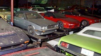 Coleção privada de 300 automóveis