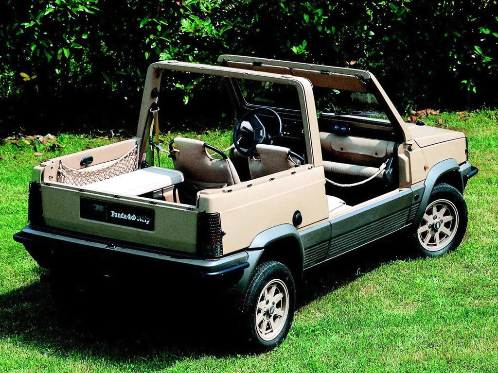 Fiat Panda Strip 1980