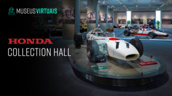 Museus Virtuais. Honda Collection Hall