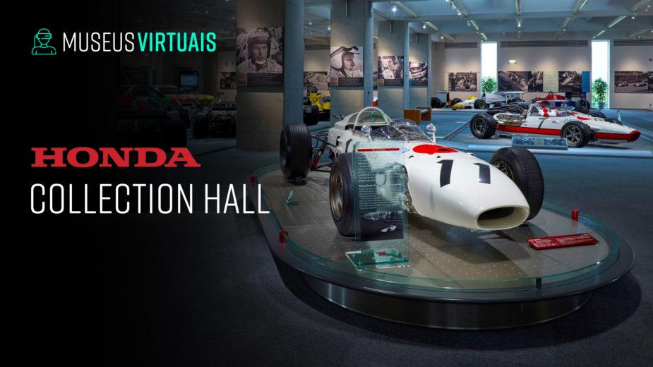 Museus Virtuais. Honda Collection Hall