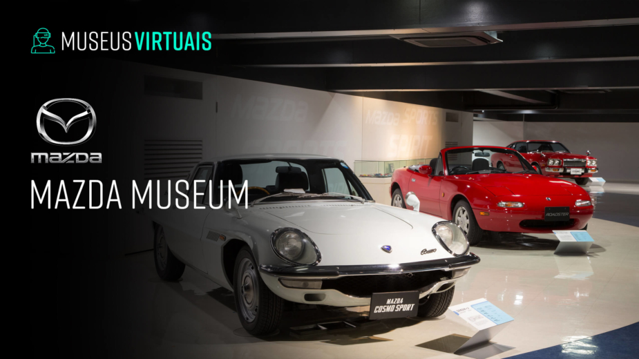 Museus virtuais, Mazda Museum