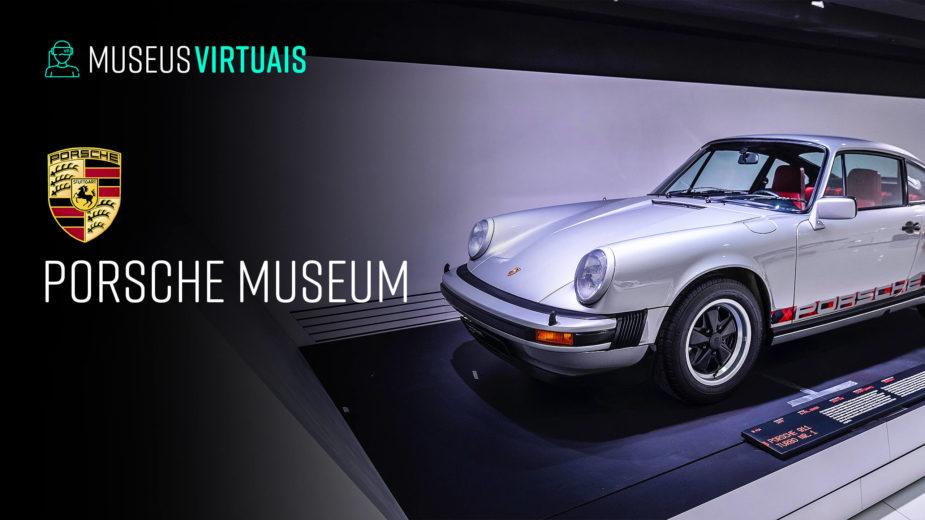 Museus Virtuais, Porsche Museum