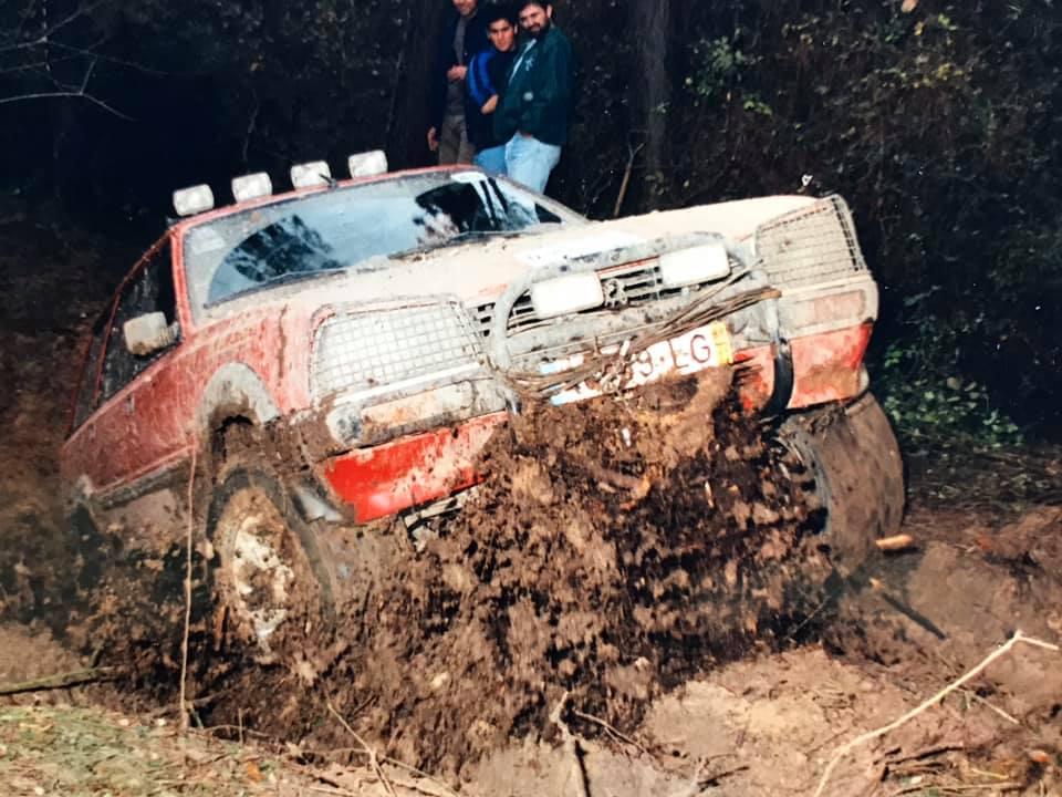 Peugeot 505 Dangel 4X4