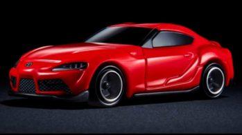 Toyota GR Supra Tomica