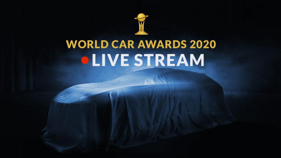 world car awards 2020 live stream