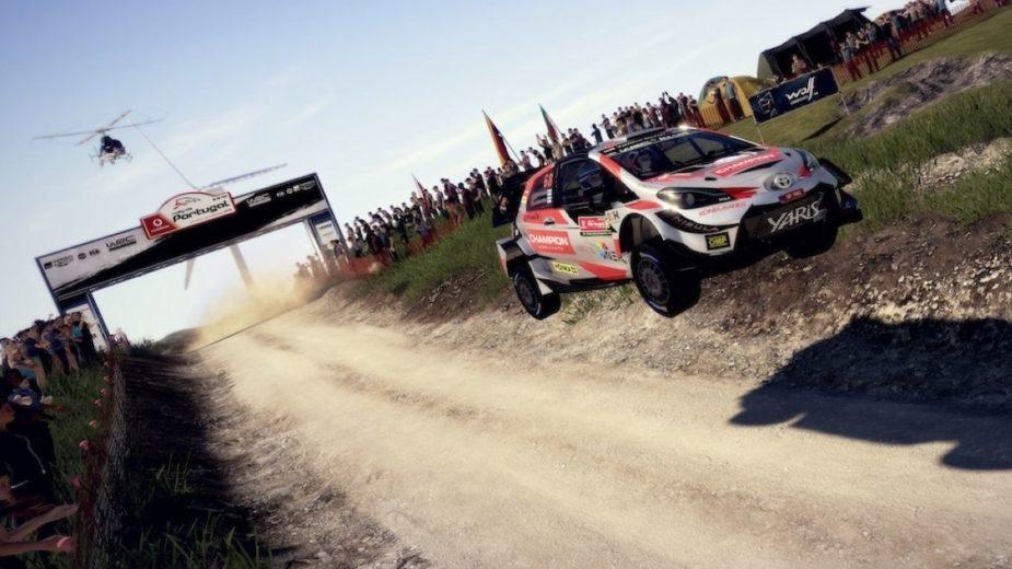 Rally de Portugal virtual 2020