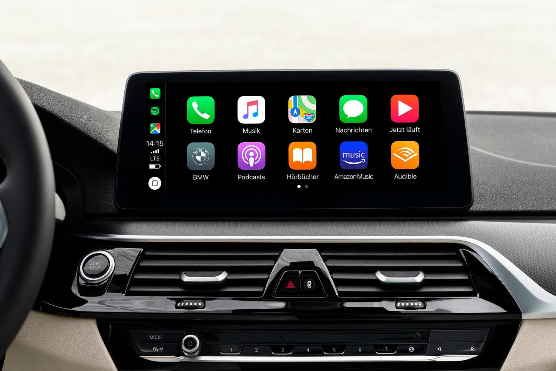 Infotainment BMW Série 5