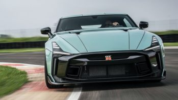 Nissan GT-R 50 by Italdesign
