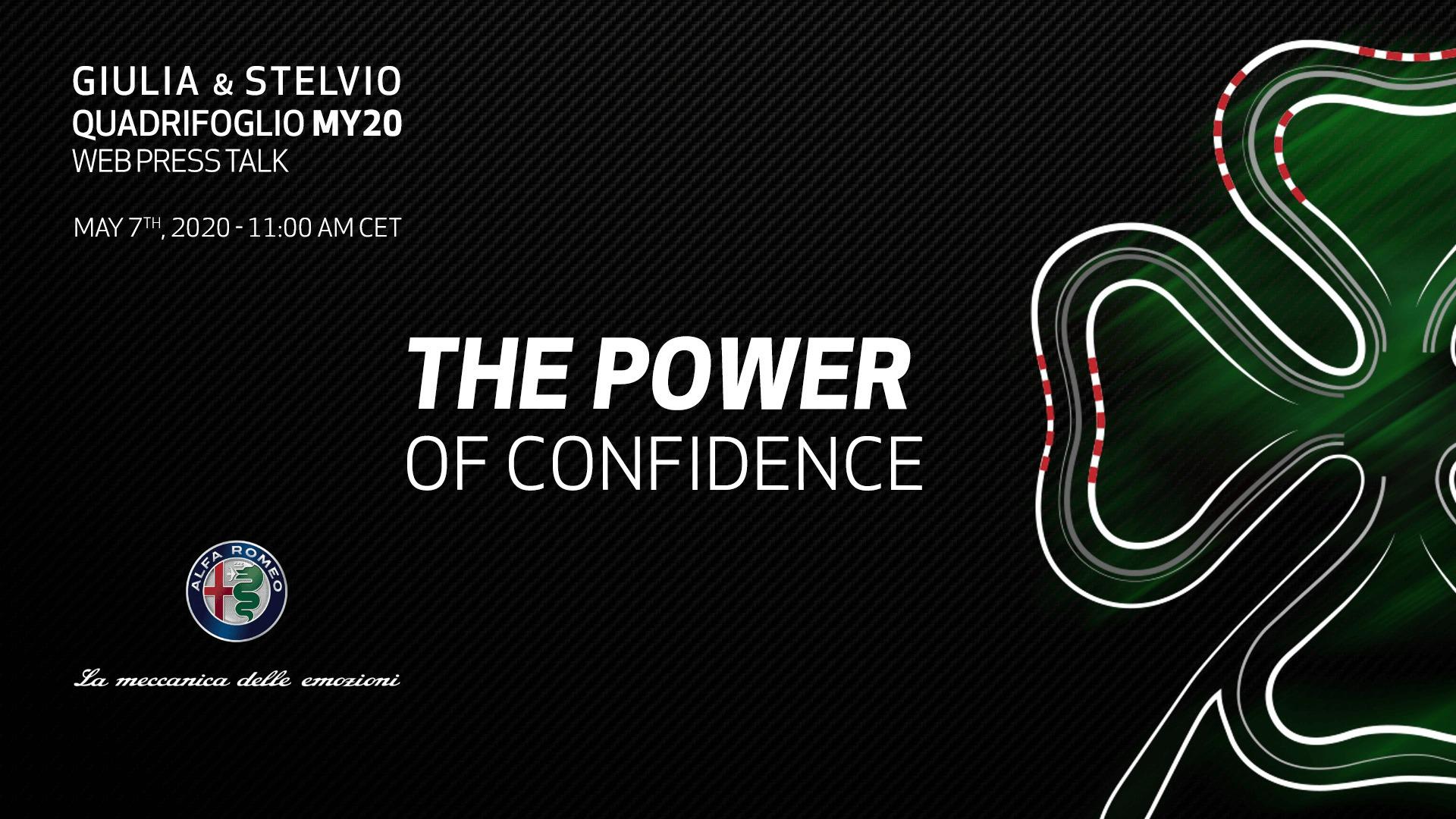 Alfa Romeo apresentação online