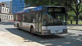 Autocarro STCP