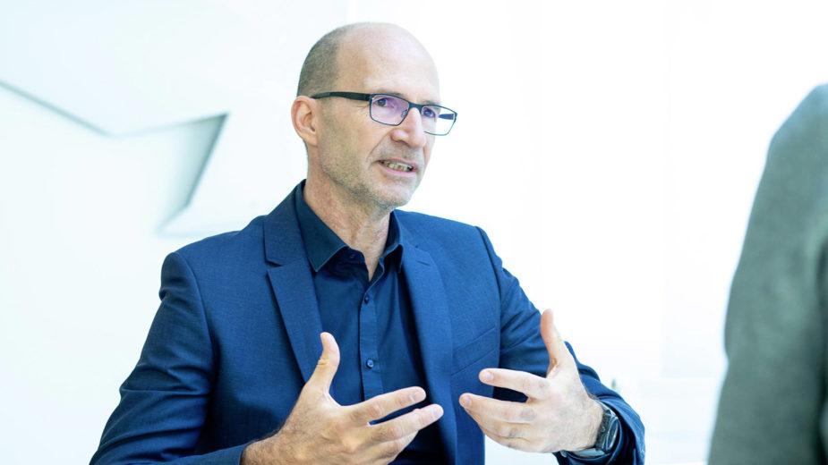Klaus Bischoff, Diretor de Design do Grupo Volkswagen
