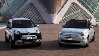 Fiat Panda Mild-Hybrid, Fiat 500 Mild-Hybrid