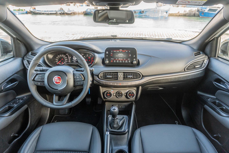 Painel de bordo Fiat Tipo