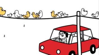 Ford excrementos artificiais de pássaros