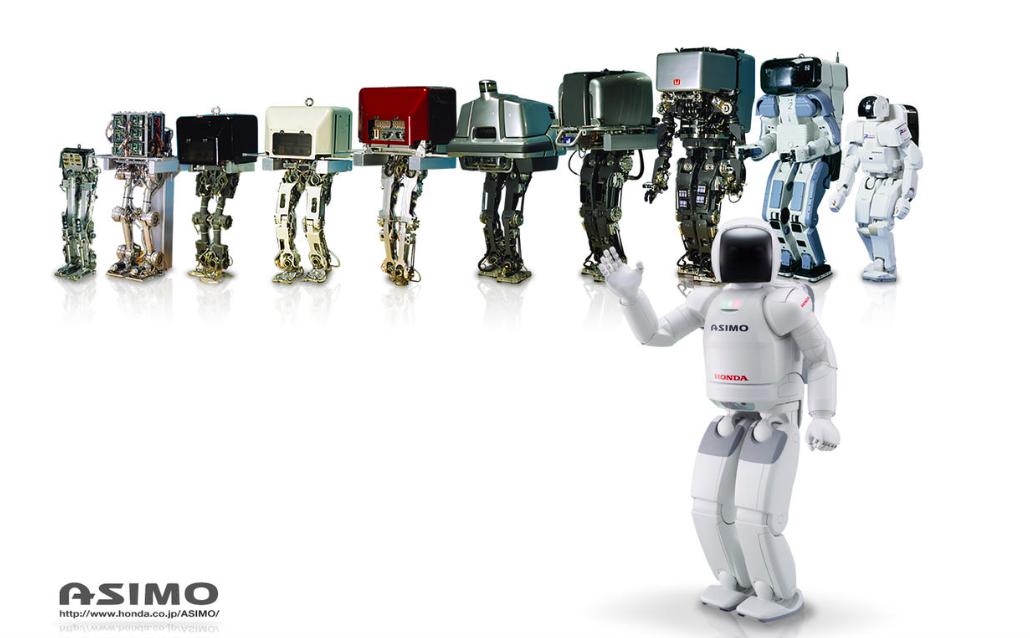Honda Robotics - ASIMO