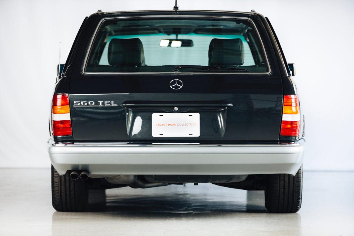 Mercedes-Benz 560TEL