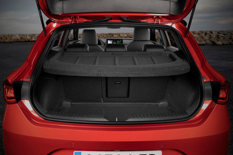 Bagageira SEAT Leon 2020