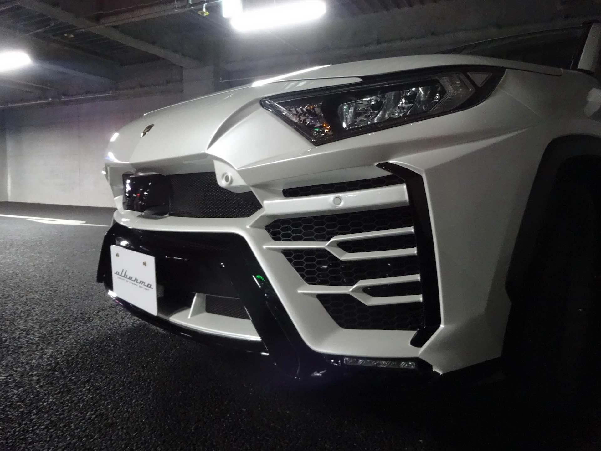 Albermo XR51, Toyota RAV4, Lamborghini Urus