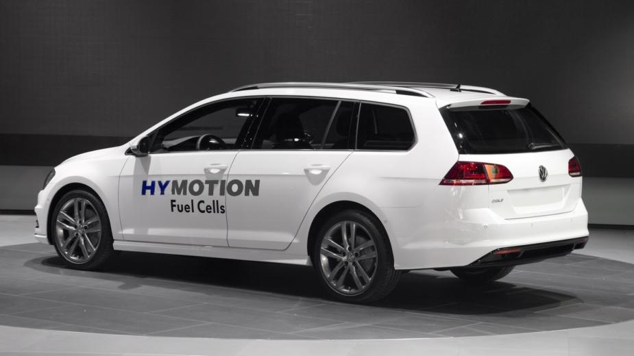 Volkswagen Golf Hy Motion
