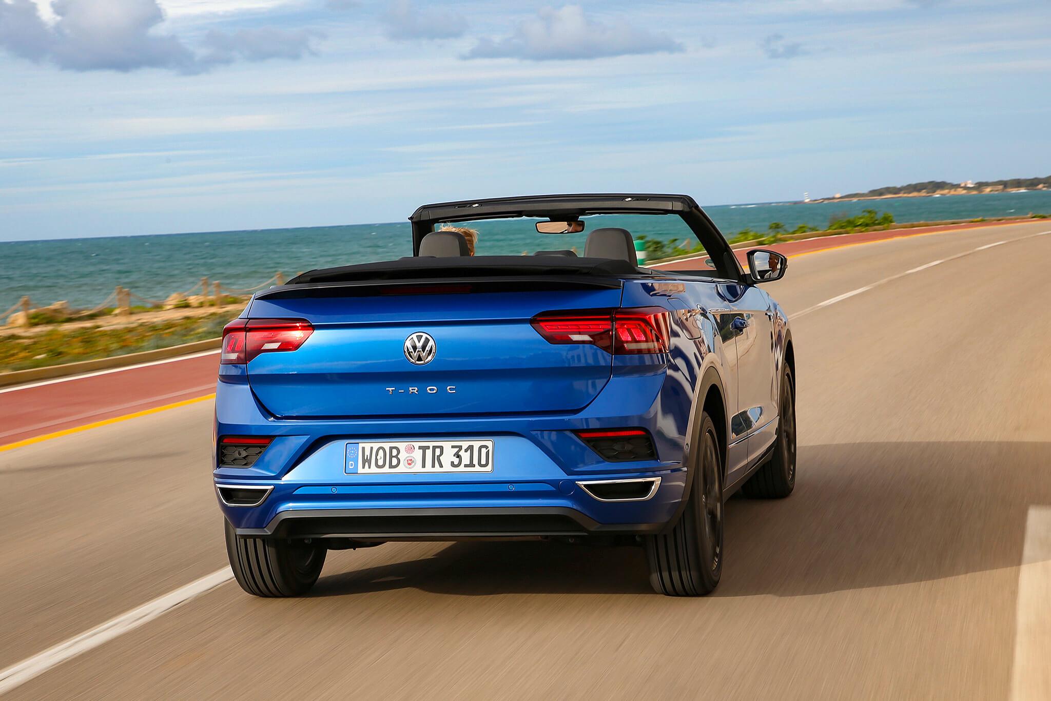 Volkswagen T-Roc Cabrio 1.5 TSI R-Line
