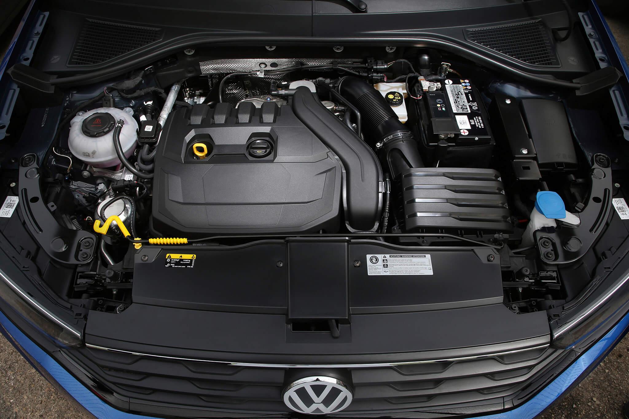 Motor 1.5 TSI Evo — EA211