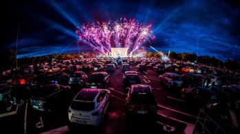 World Club Dome Drive in Rave