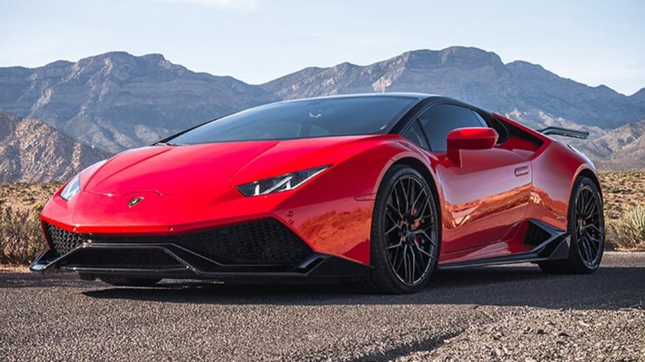 Lamborghini Huracán 300 000 km