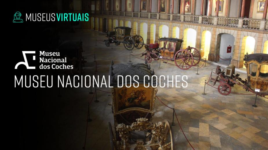 Museus Virtuais, Museu Nacional dos Coches