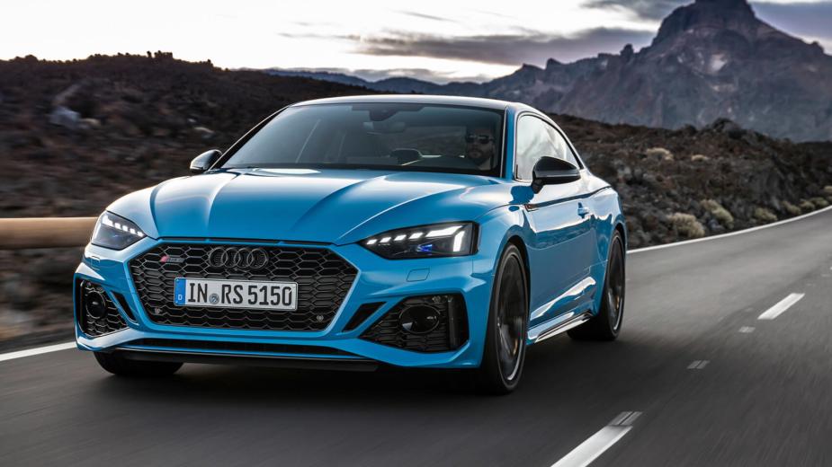 Audi RS 5 Coupé 2020