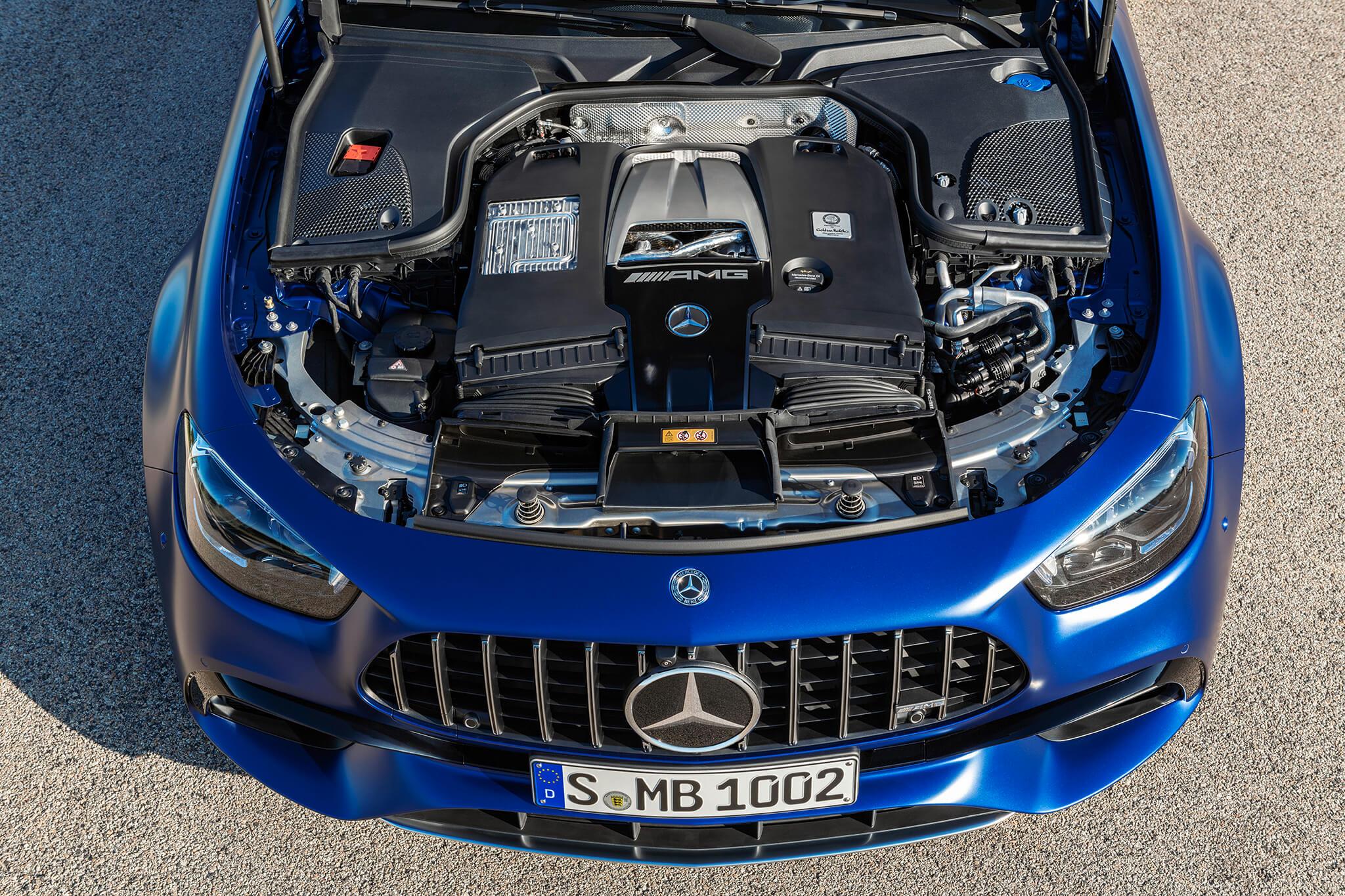 4.0 V8 AMG E 63