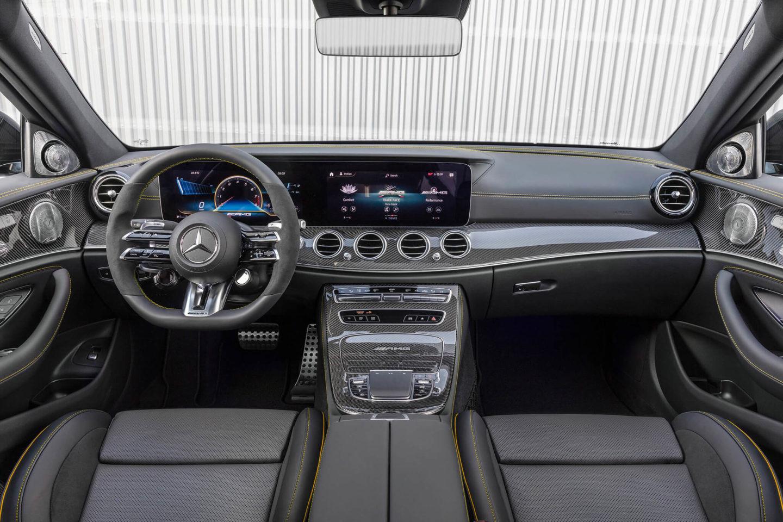 Interior AMG E 63